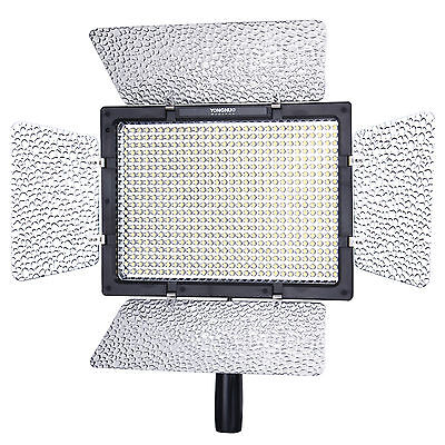 Yongnuo YN600L Bi-Color LED Illumination Dimming Video Light for SLR Camera