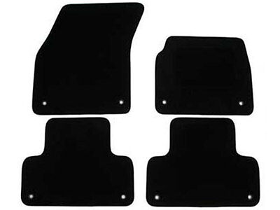 Landrover Range Rover Evoque Tailored Car Mats (2011-13) - Black