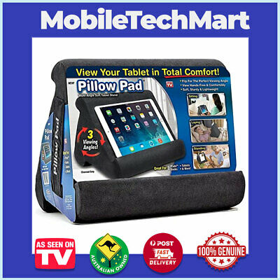 Pillow Pad◉AS SEEN ON TV◉Tablet◉Mobile Phone◉e-Book◉Cushion Foam◉HandsFree◉