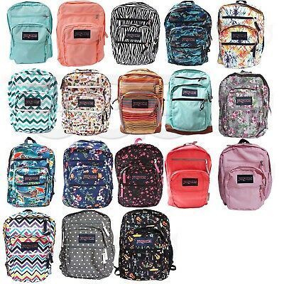 Jansport Backpack BS Big Student series Popular XL Hiking School Office Bag NEW