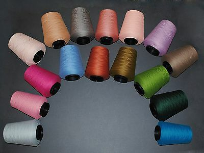 Silk City Perle Yarn Weave Knit Crochet Lace New Fab Colors Added Buy More Save