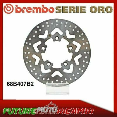 Brembo Rear Brake Disk Disc Serie Oro Kymco 250 People S 2002-2005 68B407B2