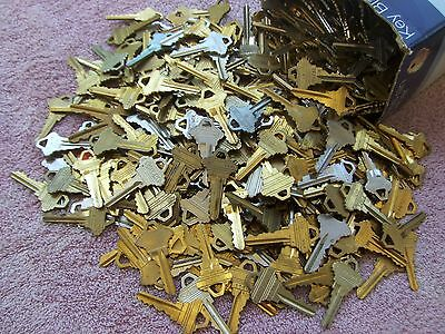 Lot of  house  SCHLAGE  Brass  Keys  3.5+ pounds    SOME FIT IN YOUR LOCK??