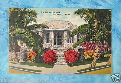 The Old Rock House, Key West, Florida,   PC-1