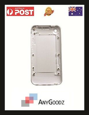 New iPhone 3G Back Housing Cover Case Replacement 16GB White A1241