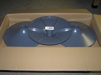 (15) VENDSTAR 3000 STAND BASE - New / Free Ship!