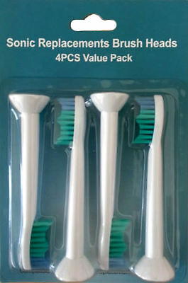 SONIC Replacement Brush Heads for Philips Sonicare HX6530 HX6014 6013S