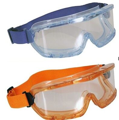 B-Brand BBPG Premium Unvented Gas Safe Safety Goggles - Eye Protection