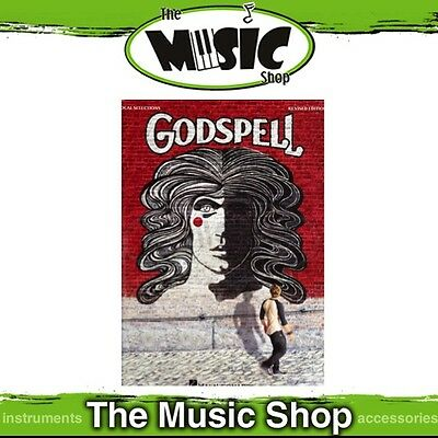 New Godspell the Musical Vocal Selections Music Book - Revised Edition