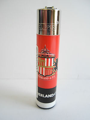 Official Sunderland A.F.C  Clipper Lighter Ideal gift