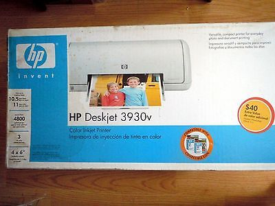 HP DESKJET 3930V WINDOWS XP DRIVER DOWNLOAD
