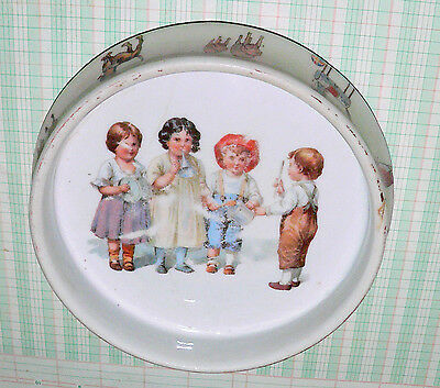 antique children's bowl Germany
