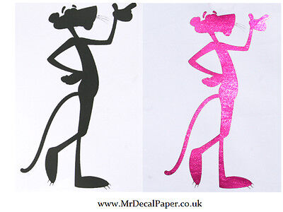 Pink Transfer Foil - Laser Printer Heat Transfer Foil 15cm x 3m METALLIC