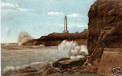 CPA 64 BIARRITZ   le phare