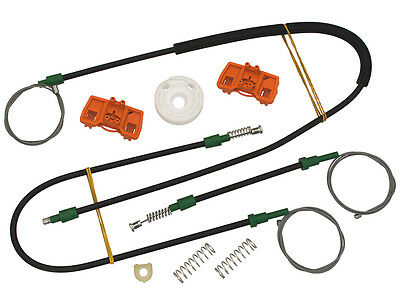 Repair Kit Window Regulator Electric Front Right For Land Rover Freelander 96-06