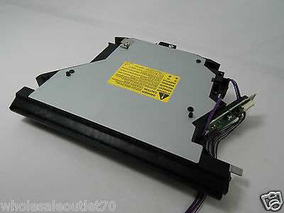 HP LASERJET 4300 LASER SCANNER ASSEMBLY
