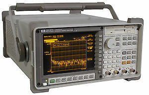 Agilent HP 35670A Signal Analyzer Analyser 100KHz FFT