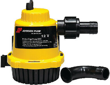 New johnson pump proline bilge pump 500 gph 22502 2279 johnson pump 189 22502 500 gph proline bilge pump publicscrutiny Image collections