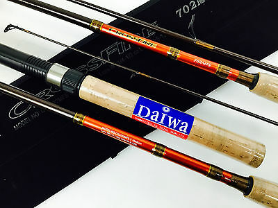 "Daiwa Crossfire Fishing Rod Spinning Rod Fishing Rod 7'0"" Rrp $95.99"