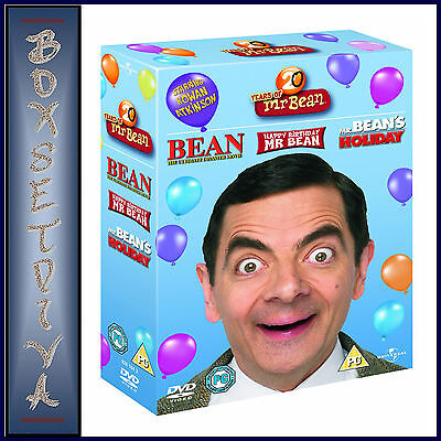 Mr Bean 20 Years Of Mr Bean Box Set Dvd Eur 1068 Picclick Fr