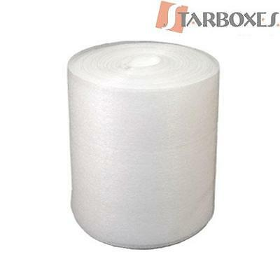"""Foam Wrap Roll 225' x 24"""" wide 1/16 thick - Shipping Moving Packaging Cushion"""