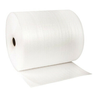 """Foam Wrap Roll 150' x 24"""" wide 3/32 thick - Shipping Moving Packaging Cushion"""