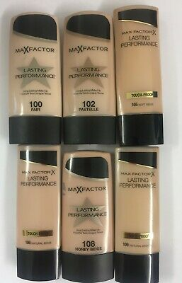 Two Max Factor Lasting Performance Make Up (2X35Ml)