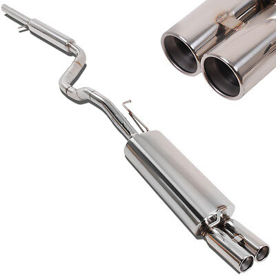 Direnza Stainless Steel Cat Back Exhaust System For Audi A3 1.8T 1.9Tdi 96-03