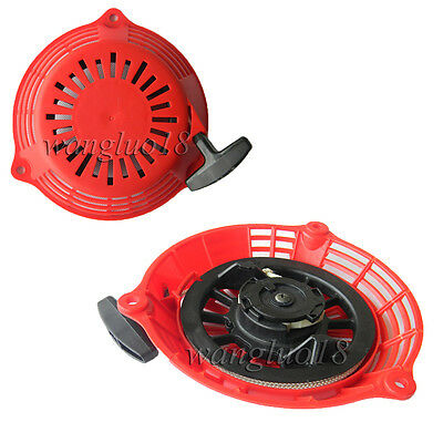 Pull Recoil Starter Start  HONDA GCV135, GCV160, GCV190, GSV190 Engines - RED