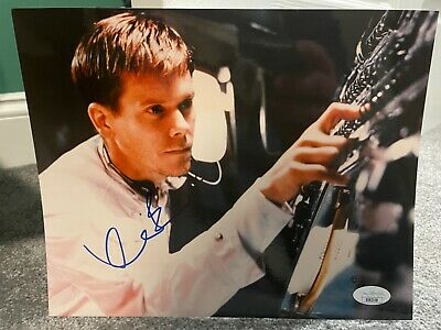 """Kevin Bacon Signed Footloose Album W/ Proof """"the Following"""""""