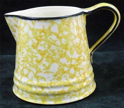 STANGL - YELLOW - MILK or CREAM - PITCHER