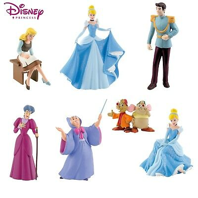 BULLYLAND DISNEY CINDERELLA FIGURES - Choice of 7 different figures