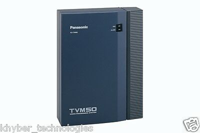 Panasonic KX-TVM50 with Ac Adaptor Integrated Voice Processing System  TVM50