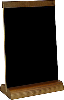 A5 counter bar menu chalkboard wine list blackboard diagonal tableau pizzara pub