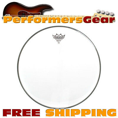 "Remo BE-0313-00 13"" Weatherking Emperor Batter Clear Drum Head"
