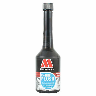 Millers Oils Engine Oil Flush - Maintenance & Preparation - 250ml
