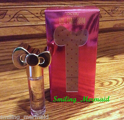 Hello Kitty! BIG PINK BOW EDP Rollerball/Rollergirl .33OZ/10ML LIMITED EDITION!