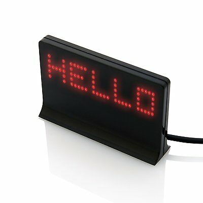 Dream Cheeky Windows USB LED Message Board - Windows & Mac compatible