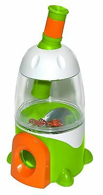 2 Way Microscopic Bug Viewer Bug Catcher Toy Miscope Science Kit FREE POST