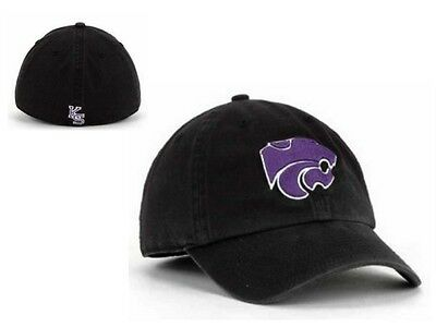 save off 360bd a1615 NWT New NCAA Kansas State Wildcats 47 Brand Franchise Hat Cap S, M, L