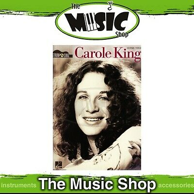 New Carole King Strum & Sing Songbook - Guitar & Vocal Music Book