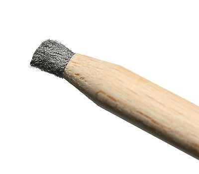 1 Brush Magic Cleaning Pencil Uncleaned Ancient Roman & Greek Coins Pro Tool