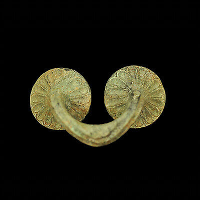 Aphrodite- Ancient Greek Bronze Hydria Handle • CAD $1,786.05