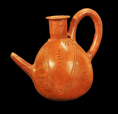Aphrodite- Ancient Anatolian Spouted Pottery Jar