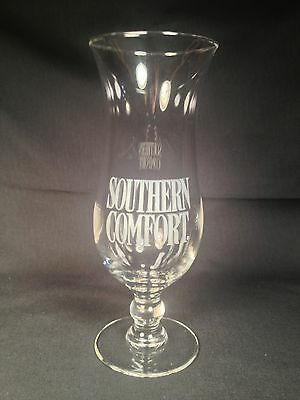 Exc! Southern Comfort Hurricane Glass