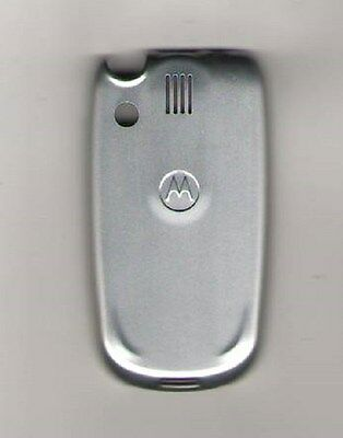 Lot Of 25 Used Oem Battery Door Back Cover Motorola V600 Silver