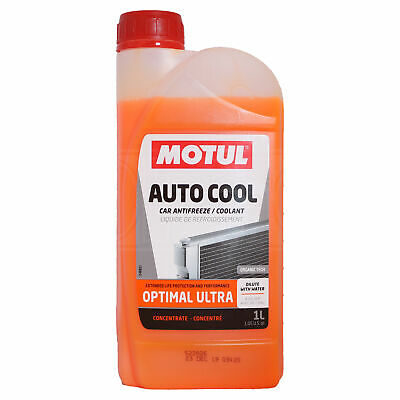Motul Inugel Optimal Ultra Concentrated Cooling Liquid & Anti Freeze 1 Litre 1L