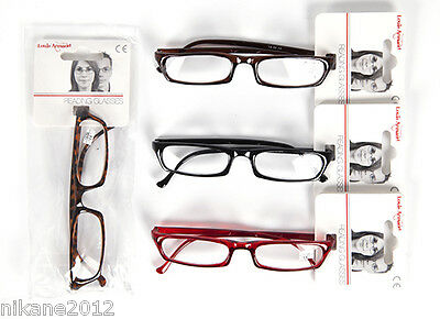 reading glasses 1.50 2.00 2.25 2.50 2.75 300 505  new free unisex louis armand