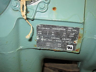 Remanufactured CARLYLE/CARRIER 06DX8246BC0600 AIR CONDITIONING COMPRESSOR