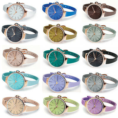 Orologio Donna HOOPS WATCH LADY Chèrie Rose Gold NUOVO